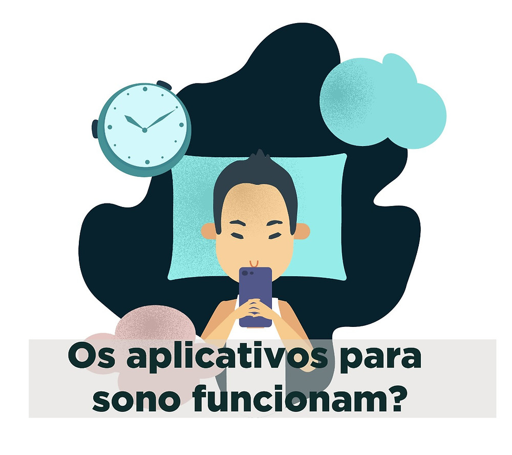 Blog da SleepUp: Aplicativos para sono funcionam?