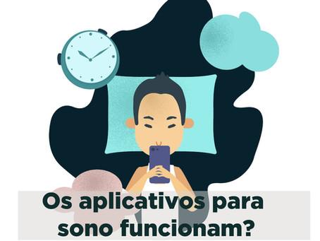 Aplicativos para sono funcionam?