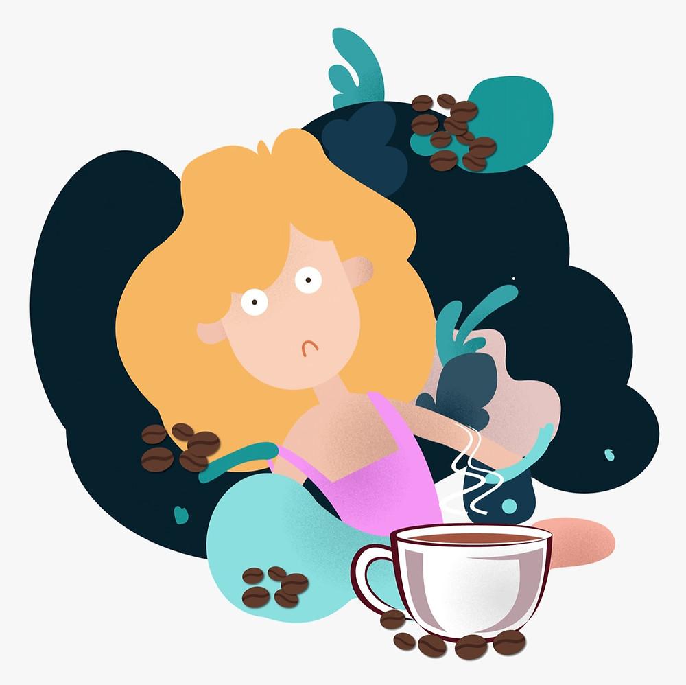 Blog da SleepUp: Cafeína e sono