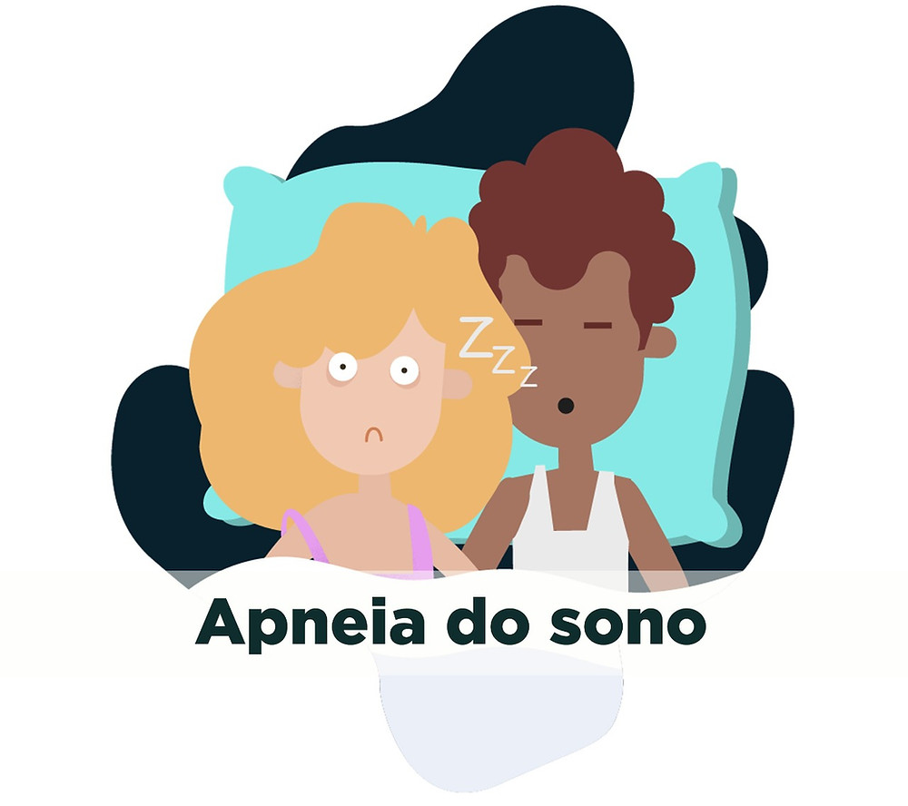 Blog da SleepUp: Apneia do sono