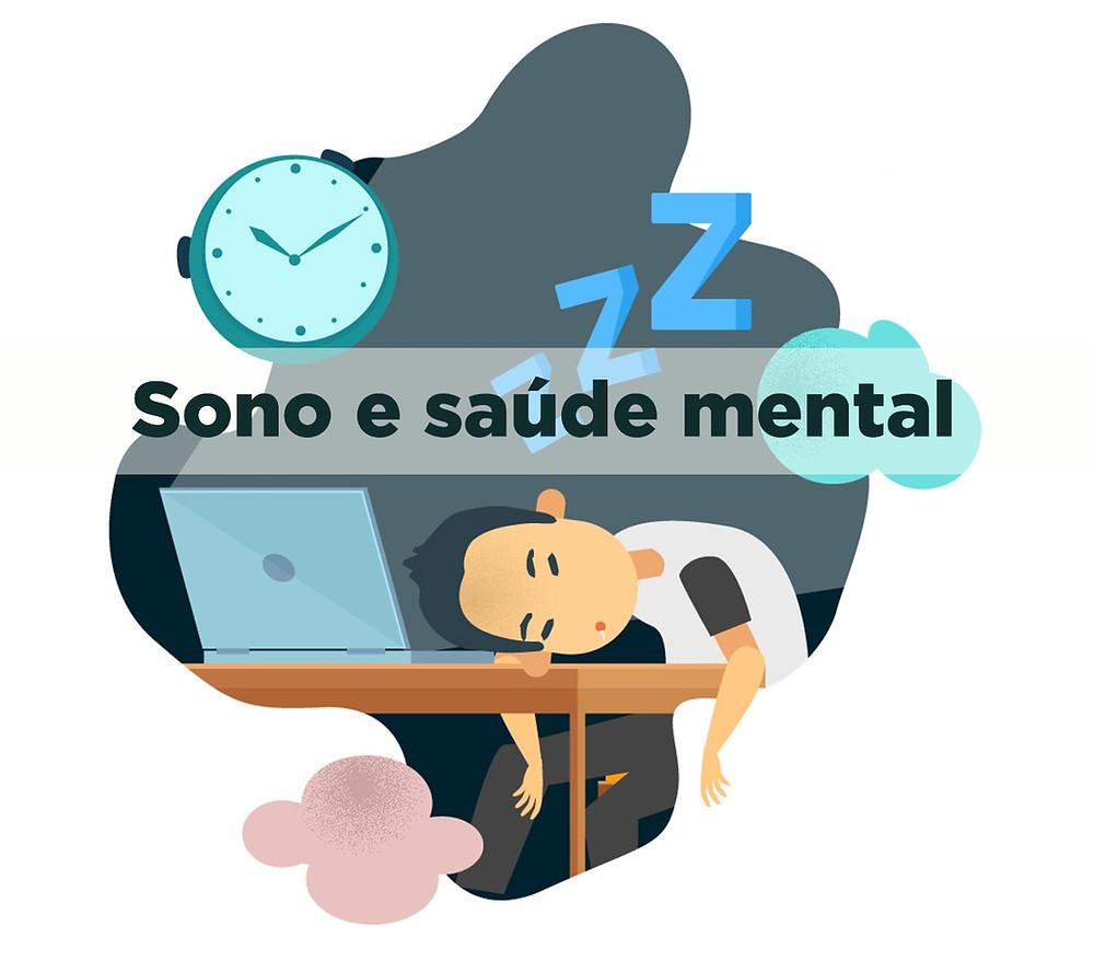 Blog da SleepUp: Saúde mental e sua importância para o sono