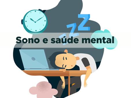 Saúde mental e sua importância para o sono