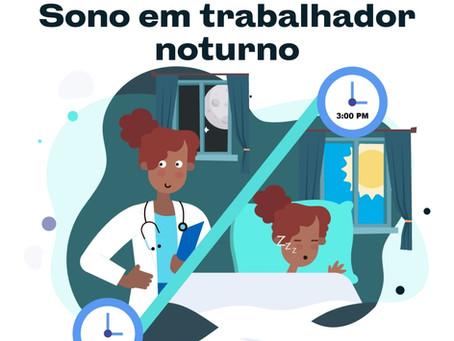 Trabalhador noturno: Como dormir bem?