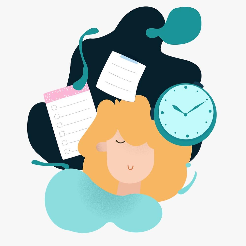 Blog da SleepUp: O que é a Terapia Cognitivo-Comportamental para insônia (TCC-i)