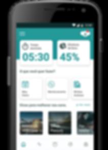 App para dormir melhor da SleepUp