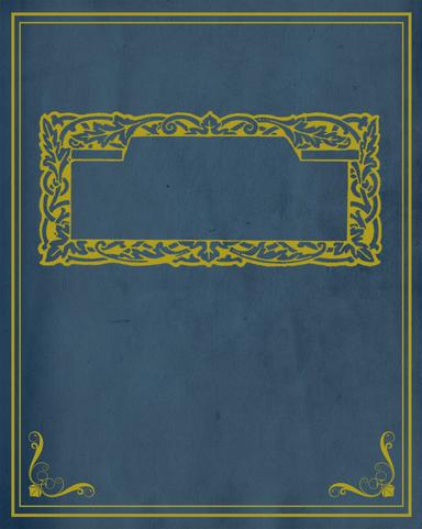 Digital Vintage Book Cover