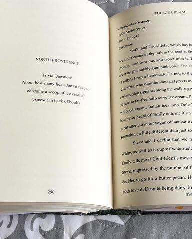 Hand Bound Book & Custom Cover