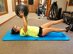 Some glute and core work__#fitfam #instafitness #beastmode #gym #instafit #fitnessaddict #active #be
