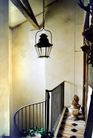 cage d'escalier intérieur