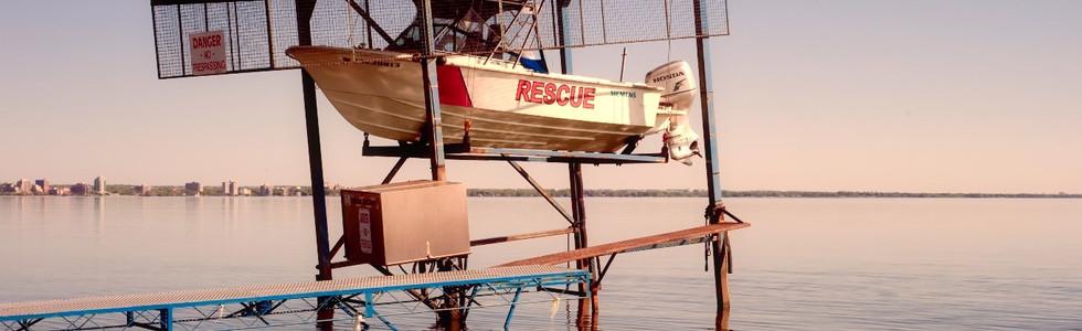 Hamilton beach rescue