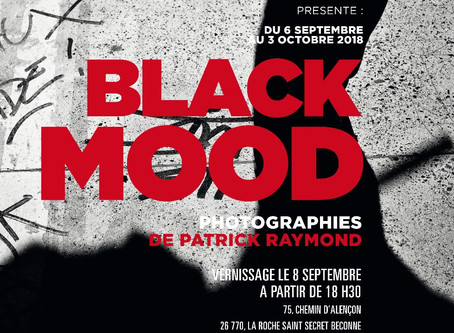 BLACK MOOD L'EXPO du 6 septembre 2018