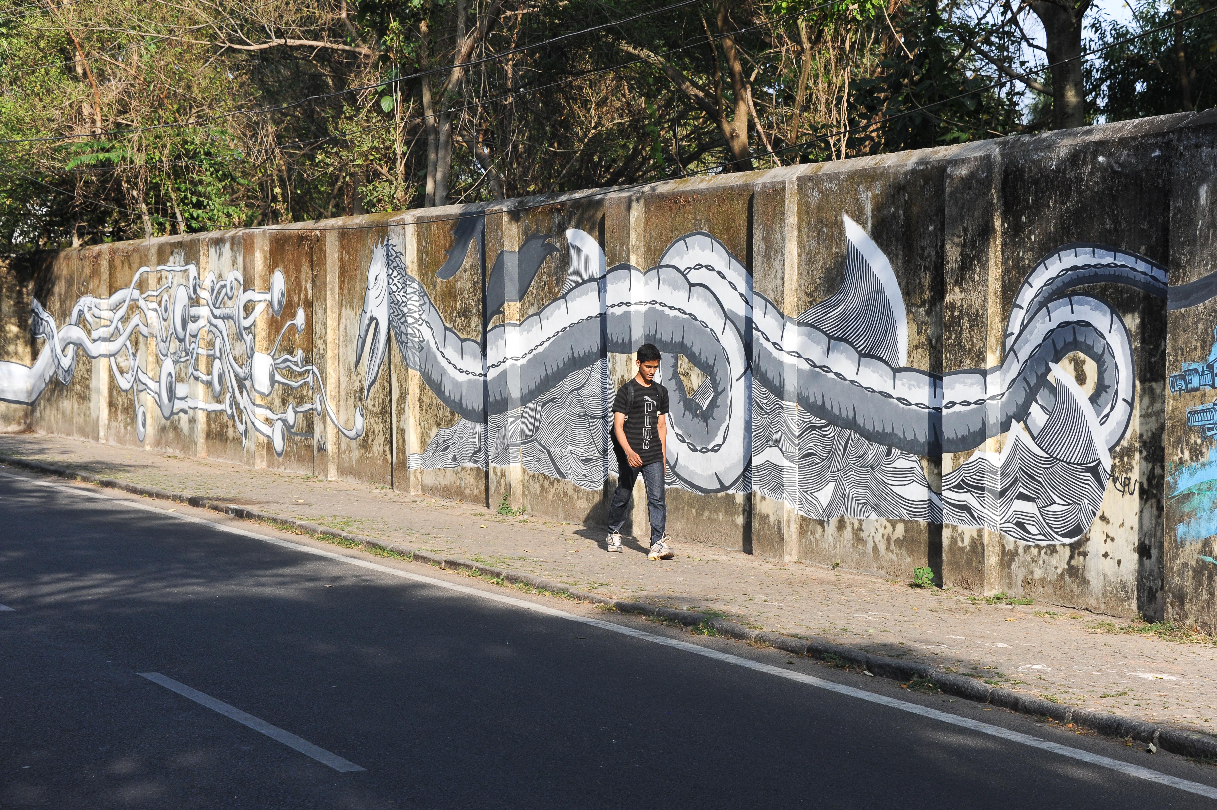 fresque de rue 2 cochin