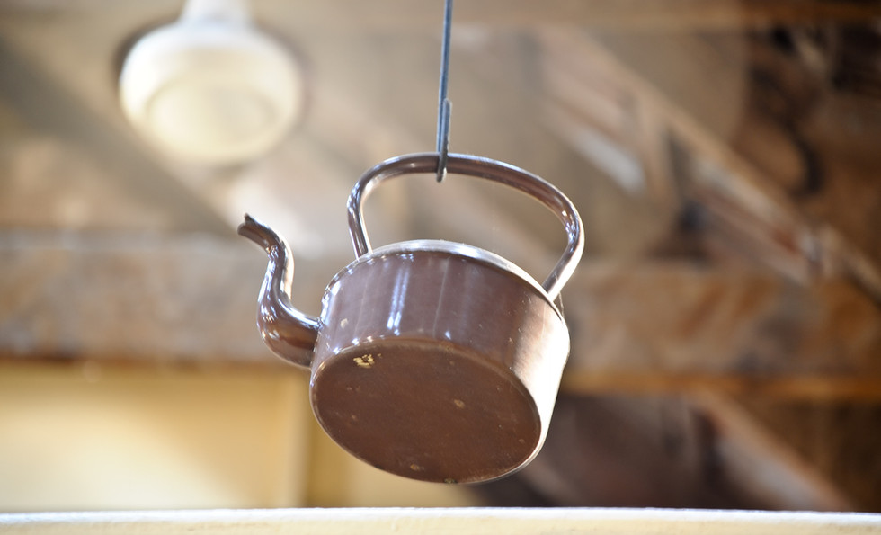 Tea in Cochin