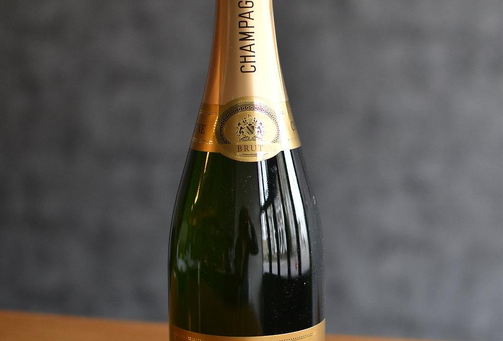 Francoise Monay Brut NY Champagne