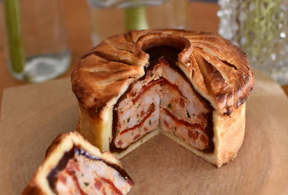 Homemade Pâté en Croûte  (1/4 piece, 180g)