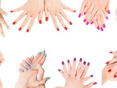 SO… what's the best nail shape for your fingers? 💅