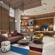 Lobby & Lifts