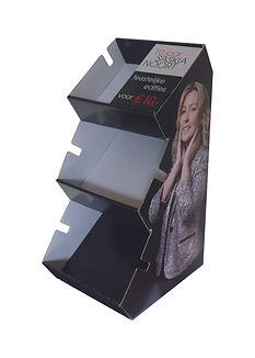 tafeldisplay minigolf voor boeken