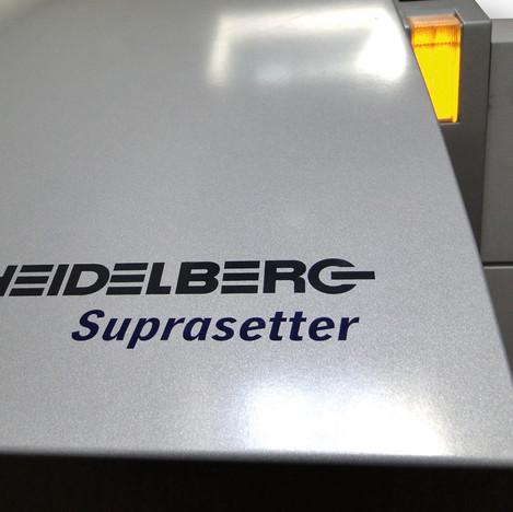 Suprasetter A52/A75 Heidelberg
