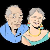 Antoine et Chantal D'Audiffret