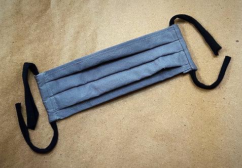 CHILD RTS Solid Gray Fabric Pocket Mask