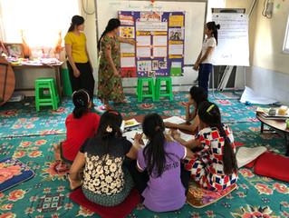 The First Advanced Teacher Training at Teacher Training Center