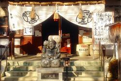 松  ヶ  崎  大  黒  天 (妙円寺)