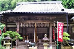 牛尾観音(法厳寺)