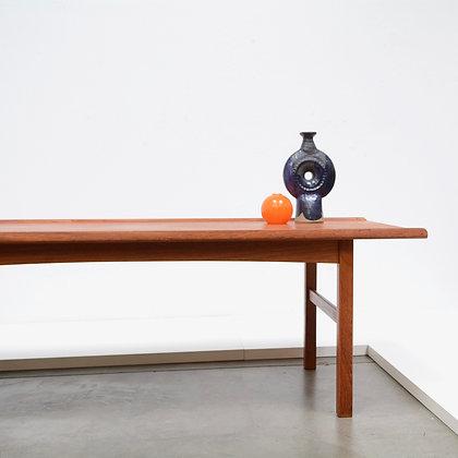 Danish Modern Teak Coffee Table, c. 1950s
