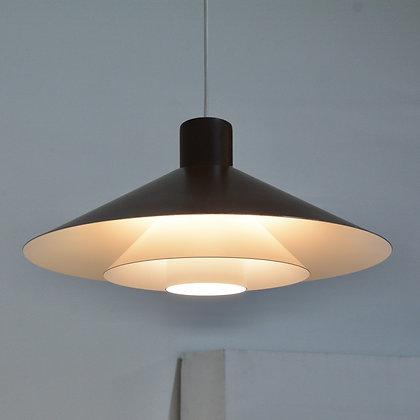 """Danish Modern """"Trapez"""" Pendant Lamp - Christian Hvidt, Nordisk Solar, c. 1960s"""
