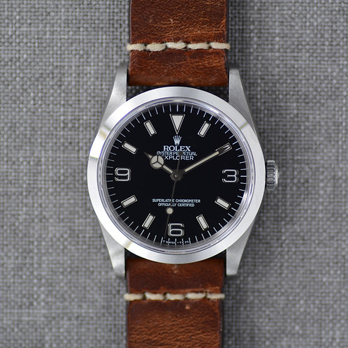 Rolex Explorer ref: 14270 (tritium dial) c. 1995