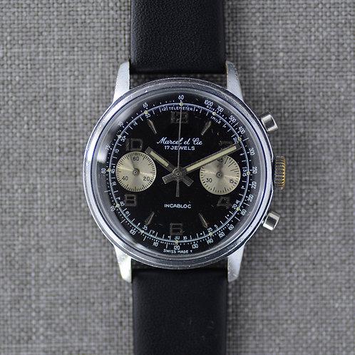 Marcel et Cie Chronograph, c. 1960s
