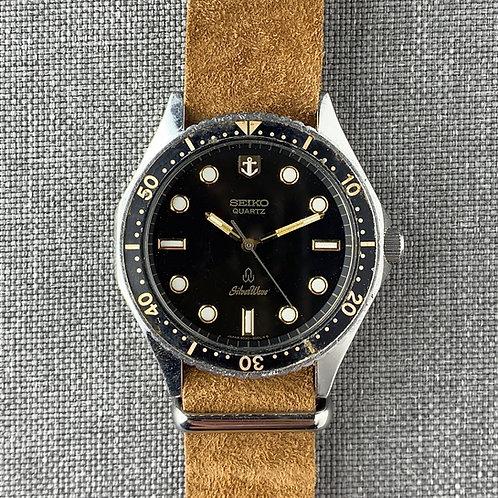 Seiko SilverWave Diver JDM ref: 6030-6010, c. 1981