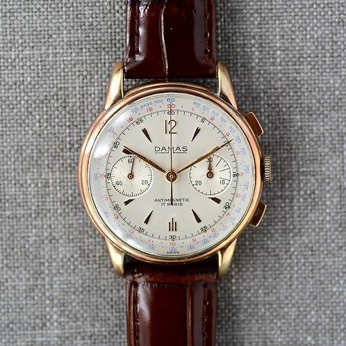 Damas Chronograph. c. 1950s