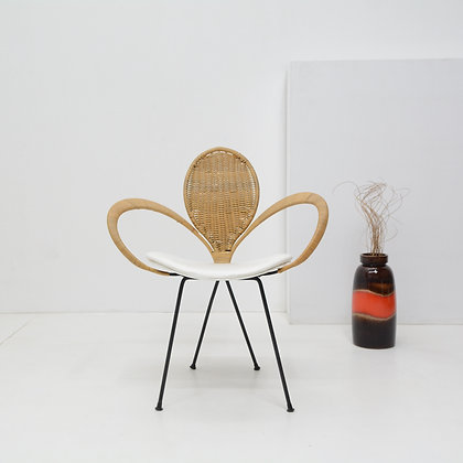 Pretzel Chair - Arthur Umanoff, Shaver Howard, c. late 1960s