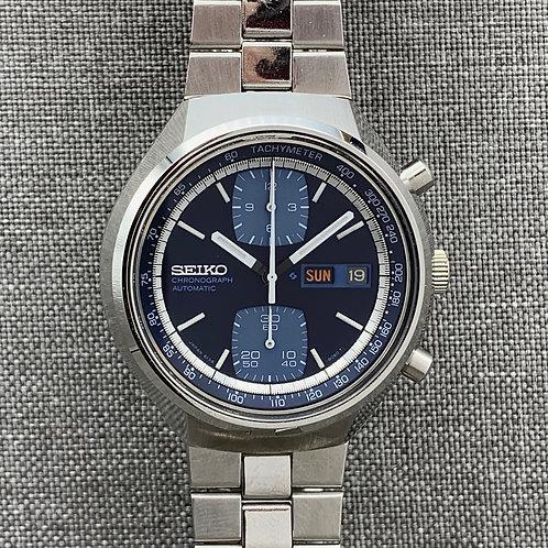 Seiko Chronograph ref: 6138-8030, c. 1970s