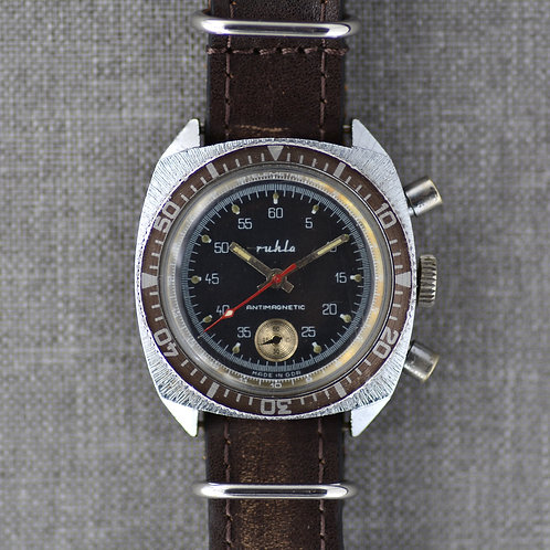 Ruhla Chrono-Timer c. 1970s