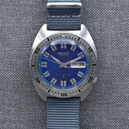 """Seiko """"Chevron"""" Diver Ref 6106-8100, c. 1970s"""