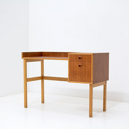 Vanity /Writing Desk - style of Josef Frank, Sweden, c. 1960s
