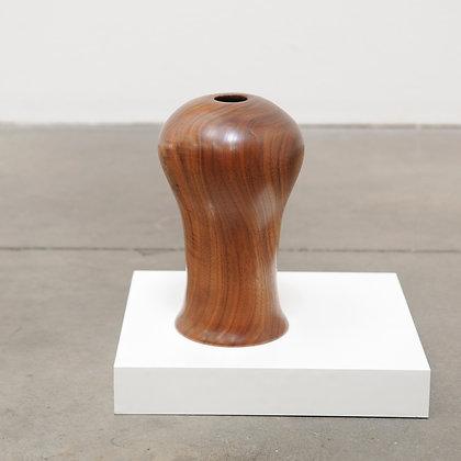 Studio Craft Wooden Vase - Bob Huff