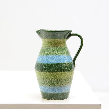 Petite Ceramic Pitcher - Bitossi, Italy, c. 1960s