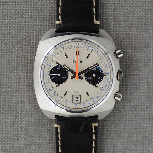 Elgin Panda Chronograph c.1960s