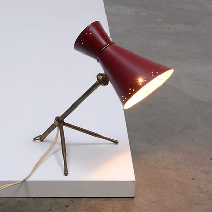 Table / Wall Lamp Combo - Giuseppe Ostuni for O'Luce, c. 1950s
