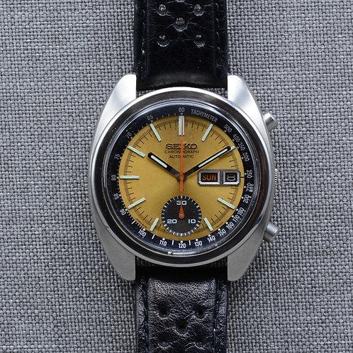 Seiko Chronograph ref: 6139-6012 c. 1970s