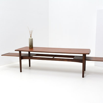 Extending Coffee Table - H.W. Klein, Bramin Møbler c. 1960s