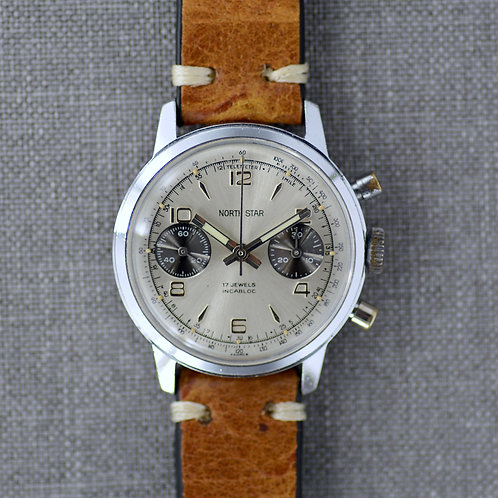 Northstar Chronograph (France) c. 1960s