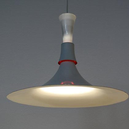 Large Danish Modern Pendant Lamp - Bent Nordsted, Lyskaer Belysning, Denmark