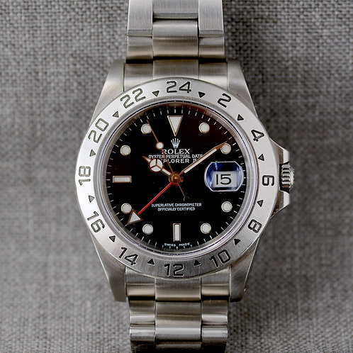Rolex Explorer II ref: 16570 (full set) c. 1999
