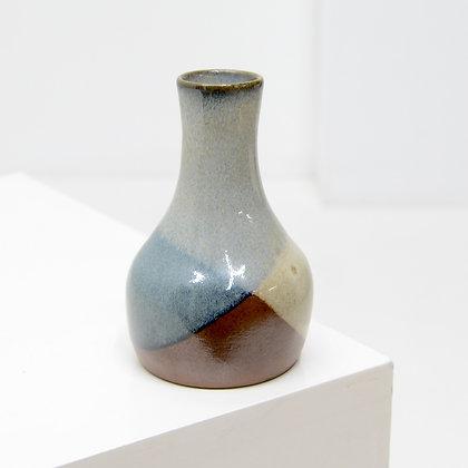 Stoneware Bud Vase - Pottery Craft, USA, c. 1970s