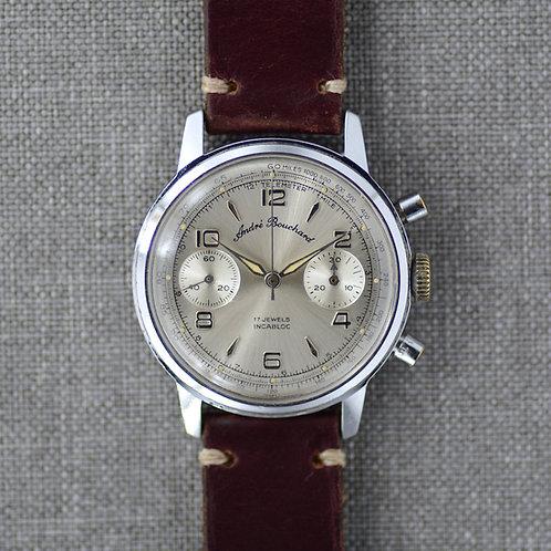 Andre Bouchard Chronograph c. 1960s